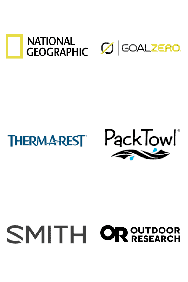 And HydraPak Brands We Carry National Geographic GoalZero Therm A Rest