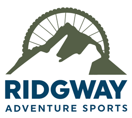 Ridgway Adventure Sports logo